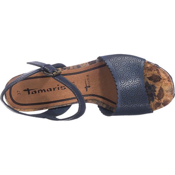Tamaris Tamaris Inex Sandaletten dunkelblau