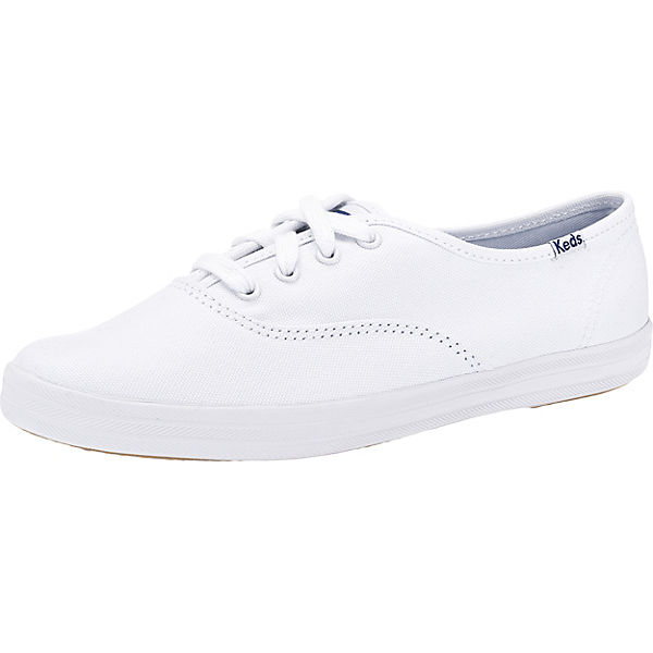 CHAMPION CANVAS Sneakers CVO weiß Keds Low WHITE CORE wax14vnq