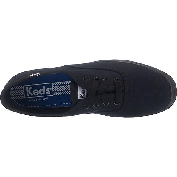 Keds CHAMPION CVO C/O CANVAS-BLACK/BLACK Sneakers Low schwarz