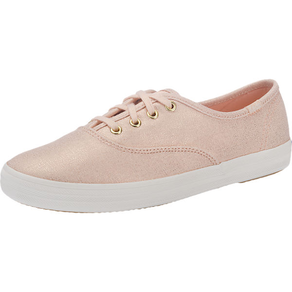 Keds Champion Metallic Canvas Sneakers