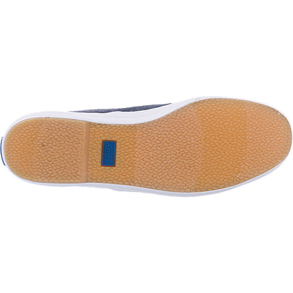 Keds Keds Champion Mini Daisy Crochet Sneakers dunkelblau