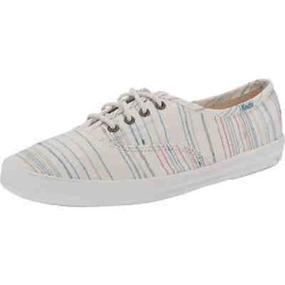 Keds Champion Slub Stripe Sneakers