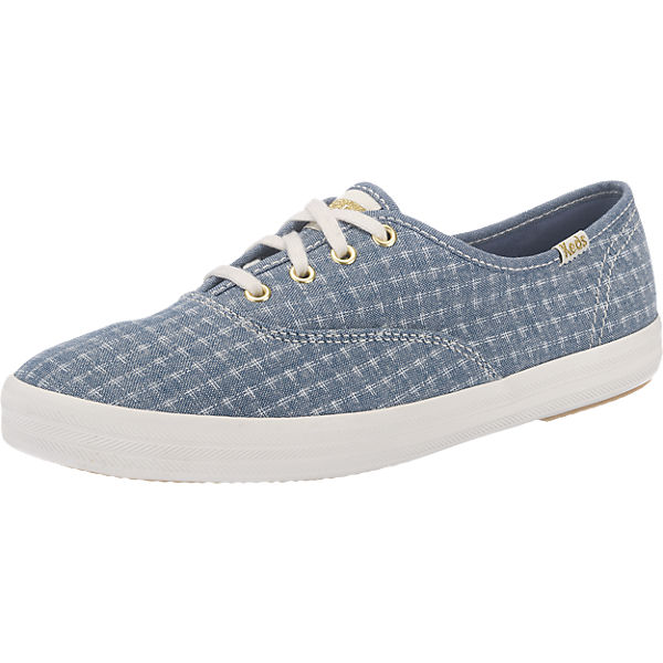 Keds Champion Foil Ticking Dot Sneakers