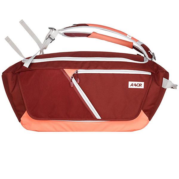 AEVOR Aevor Duffle Bag Sporttasche 75 cm rot