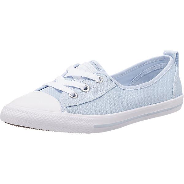 CONVERSE CONVERSE Chuck Taylor All Star Ballet Lace Slip Sneakers hellblau