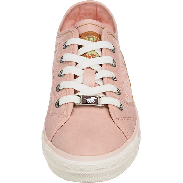 MUSTANG Sneakers Low rosa