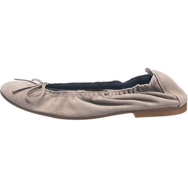 Clic Clic Ballerinas grau