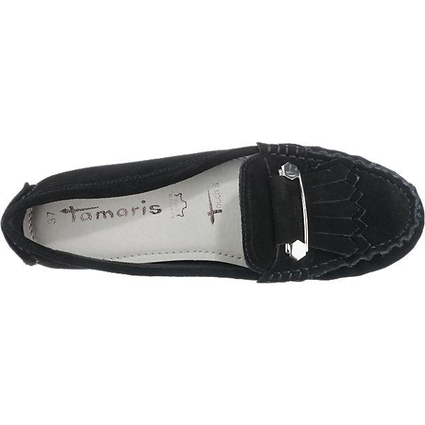 Tamaris Tamaris Sileas Slipper schwarz