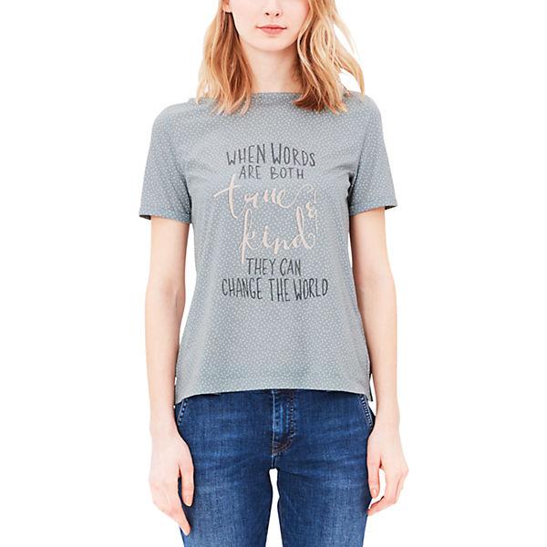 s Oliver grau grau T Oliver Shirt s Shirt T qwqxrX8a