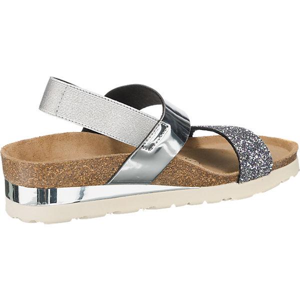 BOnova BOnova Scheeling Sandaletten silber