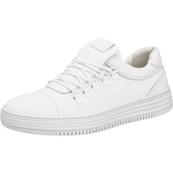 Kathlow Angebote BULLBOXER Sneakers weiß Damen Gr. 37