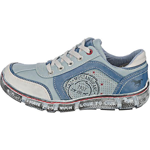 blau MUSTANG blau MUSTANG MUSTANG MUSTANG Sneakers Sneakers MUSTANG MUSTANG 8OYpBnRY