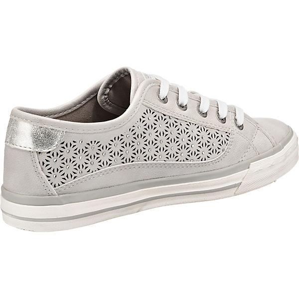 MUSTANG MUSTANG Sneakers Sneakers Sneakers Low hellgrau Low Low MUSTANG hellgrau hellgrau Sneakers Low hellgrau MUSTANG MUSTANG x7xSa