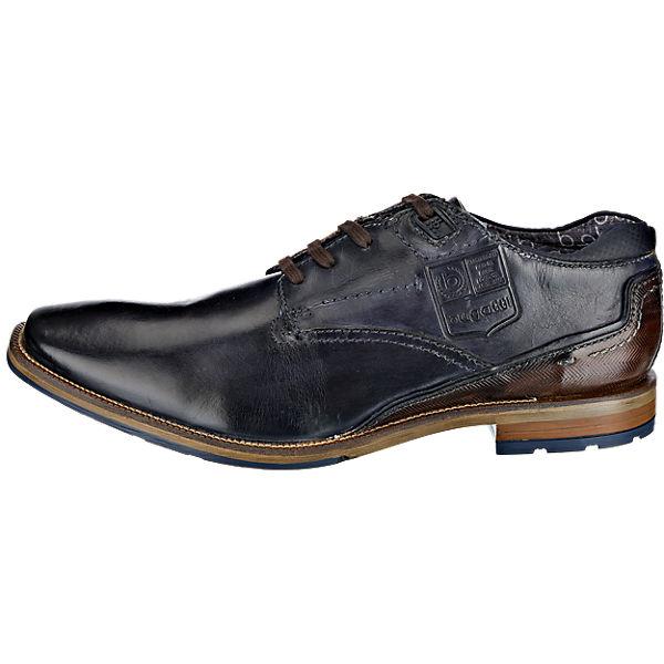 bugatti bugatti Freizeit Schuhe dunkelblau