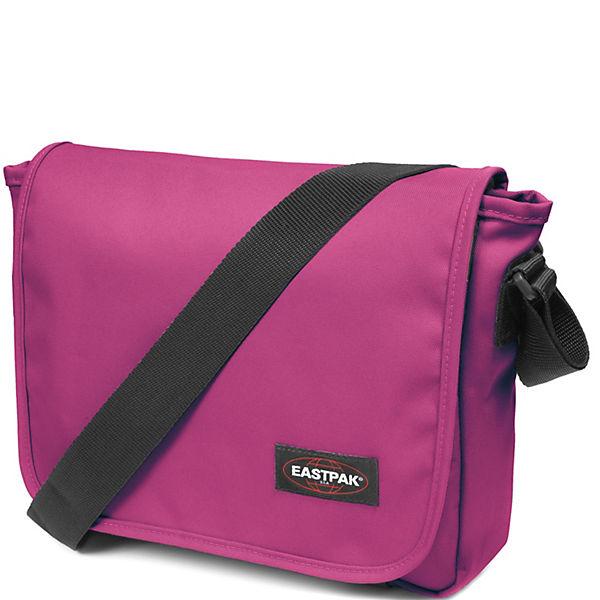 EASTPAK EASTPAK Authentic Collection Youngster Umhängetasche Messenger 20,5 cm iPad-Fach pink
