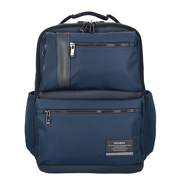 Samsonite Samsonite Openroad Weekender Rucksack Leder 48 cm Laptopfach blau