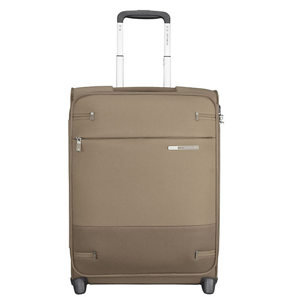 Samsonite Samsonite Base Boost Upright 2-Rollen Kabinen Trolley 55 cm beige