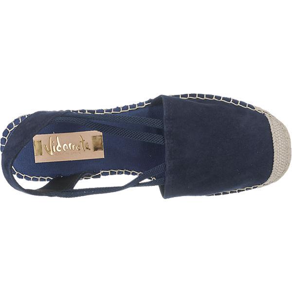 Vidorreta Vidorreta Sandaletten dunkelblau