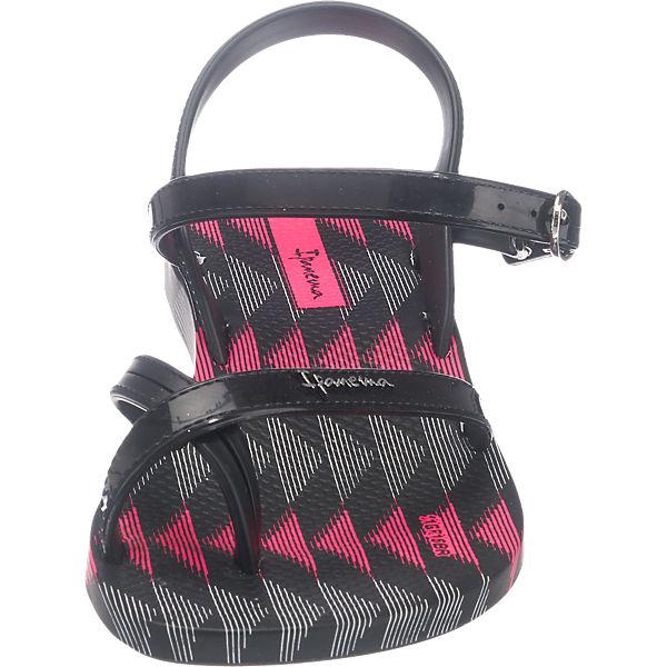 Ipanema Sandalen für Mädchen schwarz-kombi