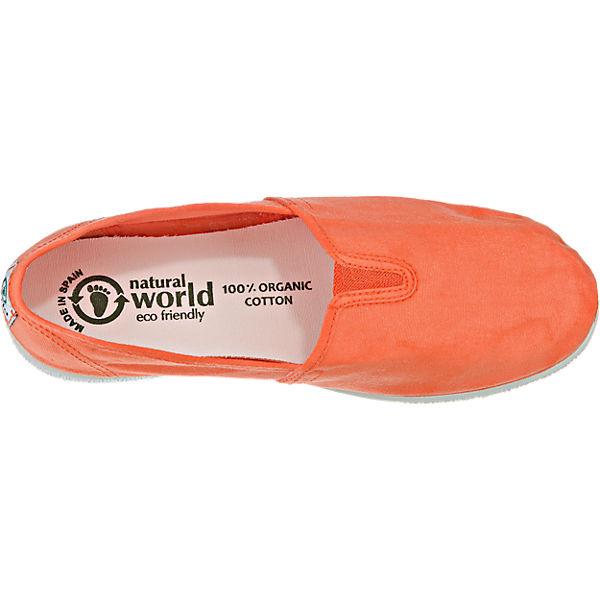 world orange Camping natural Tintado Slipper pqH6Xpw0x
