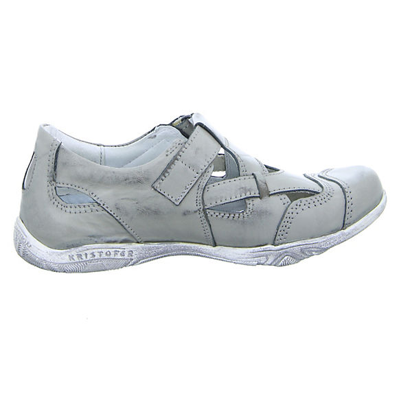 Kristofer, Kristofer Qualität Sandalen, grau  Gute Qualität Kristofer beliebte Schuhe 9b09c9