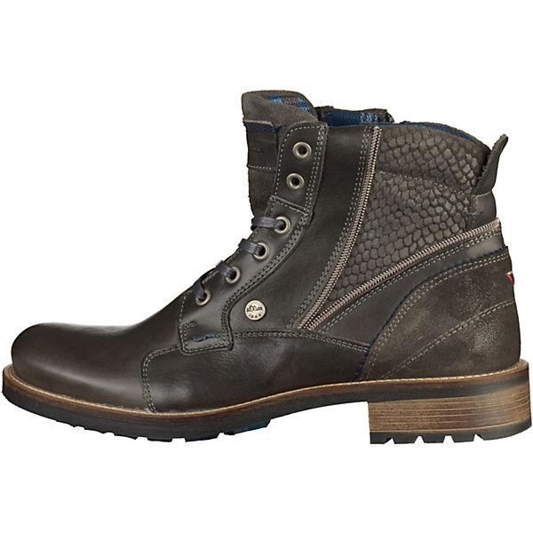 s.Oliver, s.Oliver Stiefeletten, grau  Gute Qualität beliebte Schuhe