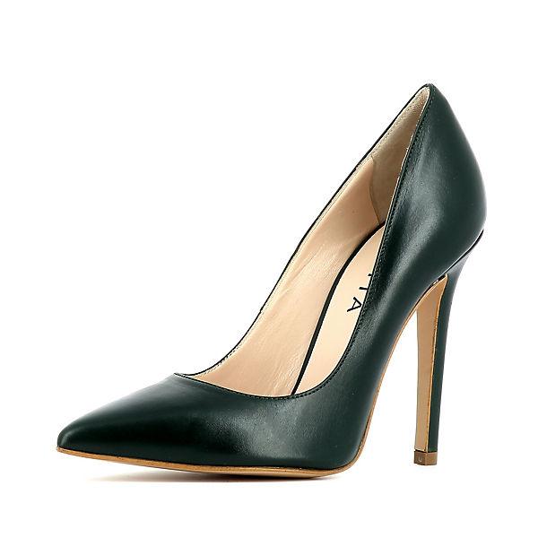 Evita Shoes Evita Shoes Pumps dunkelgrün
