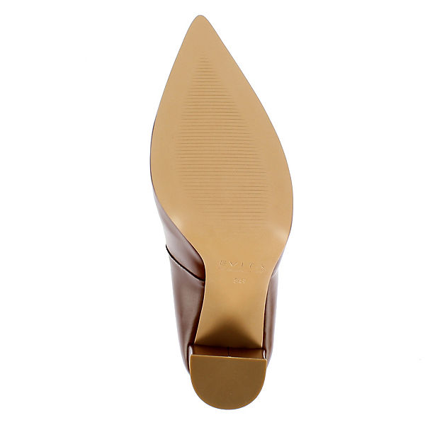 Evita Shoes, Evita braun Shoes Pumps, braun Evita   584c8b