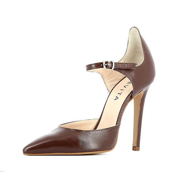 braun Shoes Evita Evita Shoes Pumps qSxI7n4Ew