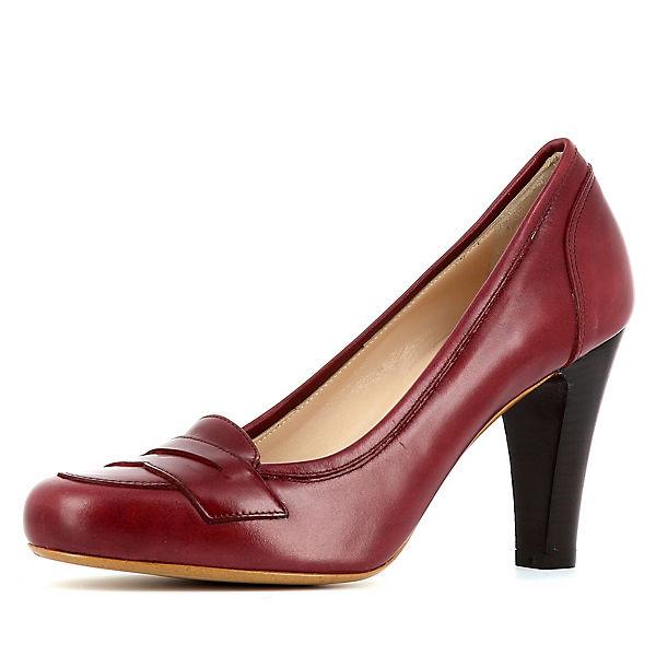 Shoes Shoes Pumps Evita dunkelrot Evita wPCqxYdP