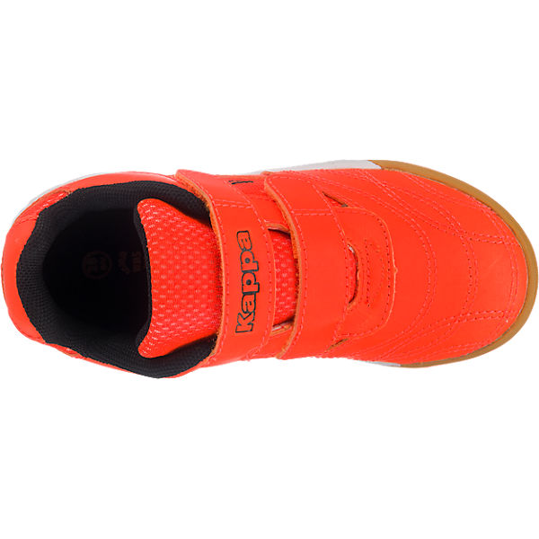 Kappa Kinder Sneakers KICKOFF orange