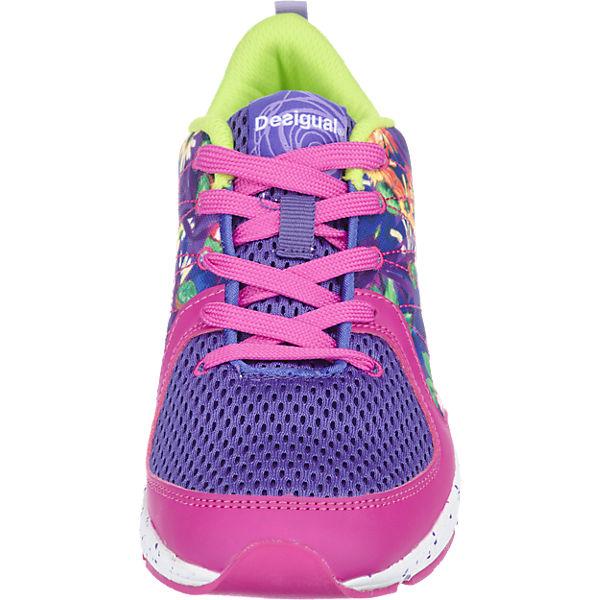 Desigual Desigual X-Lite 2.0 Sneakers lila-kombi