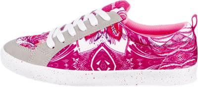 Desigual Desigual Classic Sneakers weiß ...