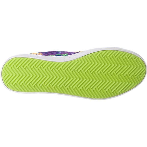 Desigual Desigual Classic Sneakers lila-kombi