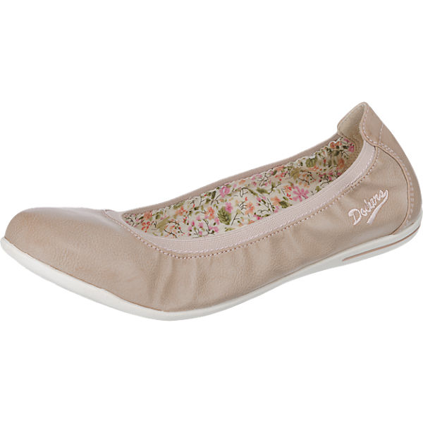Dockers by Gerli Dockers by Gerli Ballerinas beige