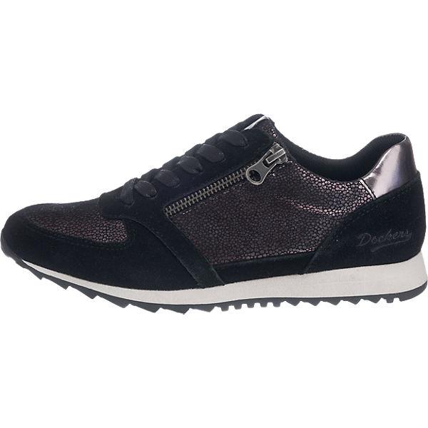 Dockers by Gerli Dockers by Gerli 38ML205-682100 Sneakers schwarz