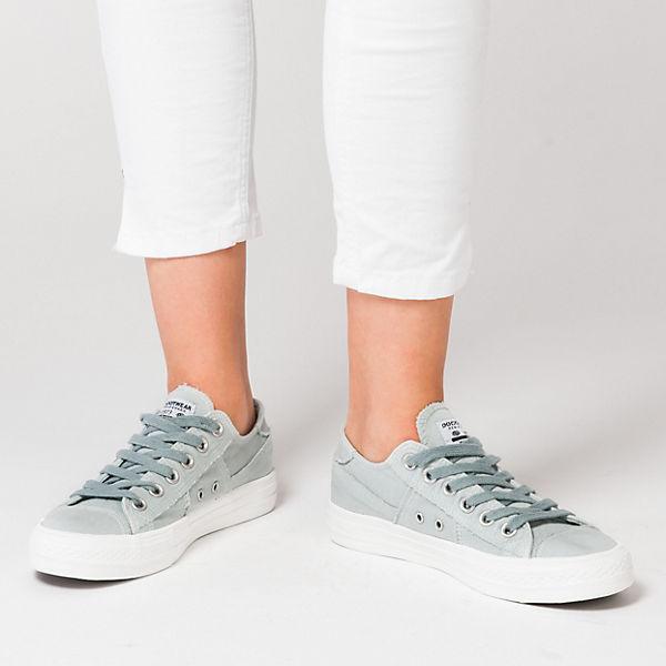 Dockers by Gerli Sneakers Low hellblau