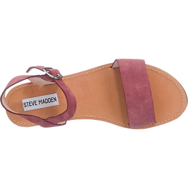 Sandale STEVE Klassische STEVE MADDEN rosa MADDEN Kondi 4axARq