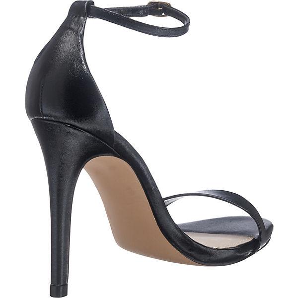 wholesale dealer 9024b bac6e STEVE MADDEN, Stecy Sandal Sandaletten, schwarz | mirapodo