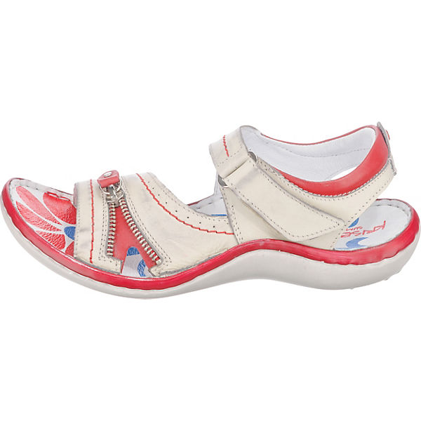 Krisbut, Klassische Sandaletten, beige-kombi  Gute Qualität beliebte Schuhe Schuhe beliebte 63ae66