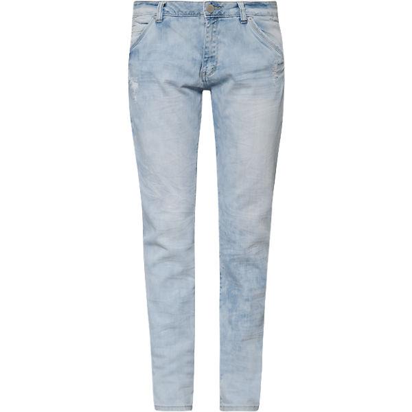 Megan denim Jeans S Q Girlfriend blue q761AAw
