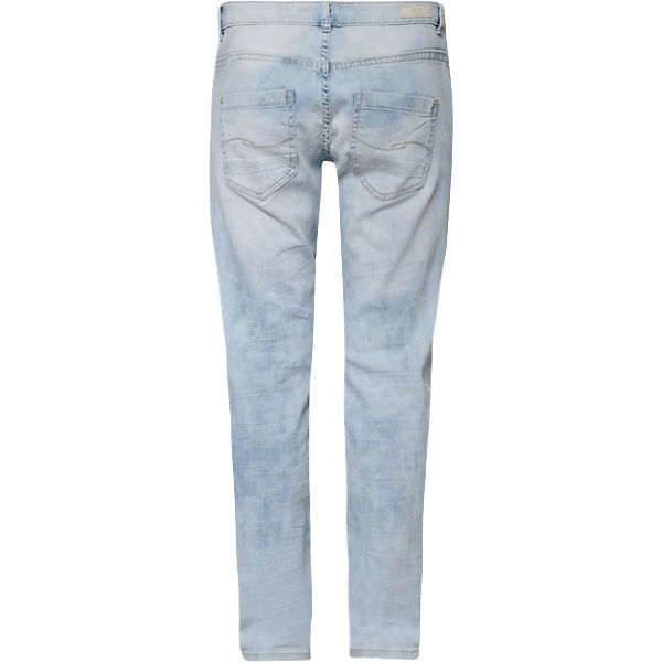 Megan denim Jeans S Q Girlfriend blue q761AAw