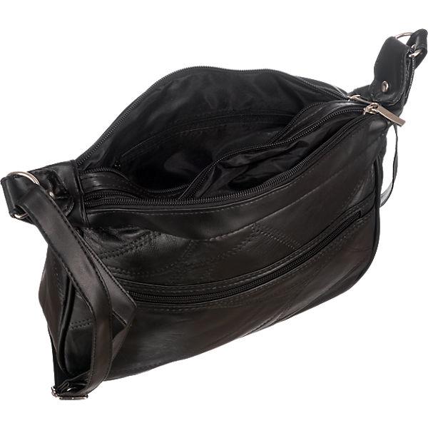 Fabrizio Handtasche schwarz
