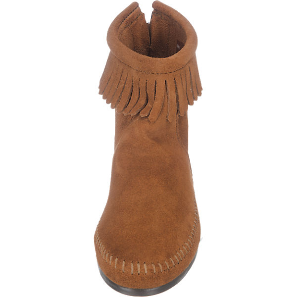 Minnetonka Minnetonka Stiefeletten camel