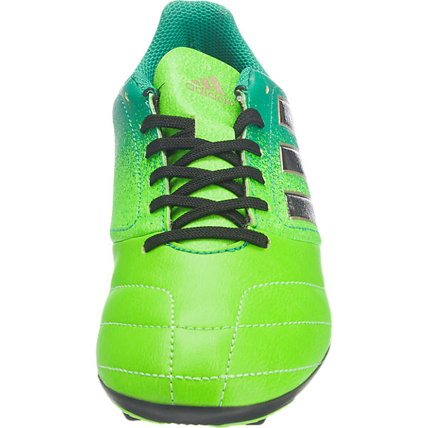 adidas Performance Kinder Fußballschuhe ACE 17.4 FxG J grün