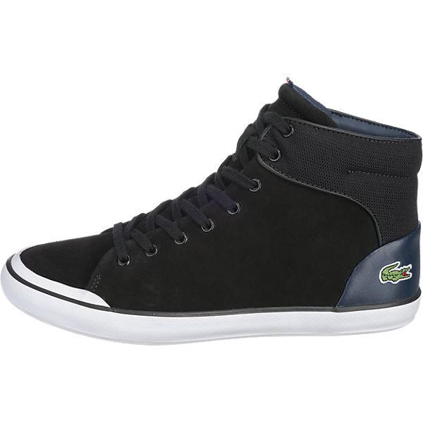 LACOSTE, LACOSTE Lancelle  Hi Top Stiefeletten, schwarz  Lancelle Gute Qualität beliebte Schuhe c6f7d2