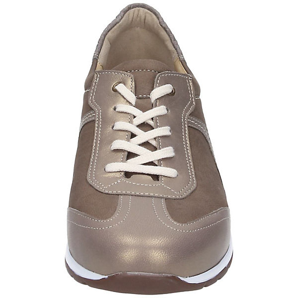 cushy by Dr. Brinkmann, cushy by Dr.  Brinkmann Sneakers, beige-kombi   Dr. f2db66