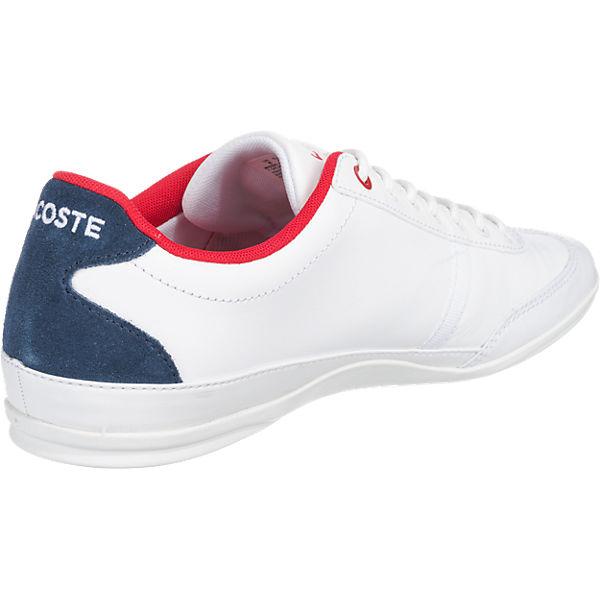 LACOSTE LACOSTE Misano Sport Sneakers weiß