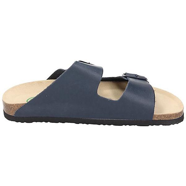 Dr. Brinkmann, Dr. Brinkmann beliebte Pantoletten, blau  Gute Qualität beliebte Brinkmann Schuhe 8ce239