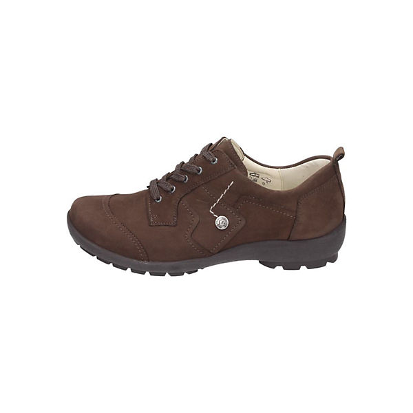 WALDLÄUFER, WALDLÄUFER Halbschuhe, Halbschuhe, Halbschuhe, braun  Gute Qualität beliebte Schuhe 403642